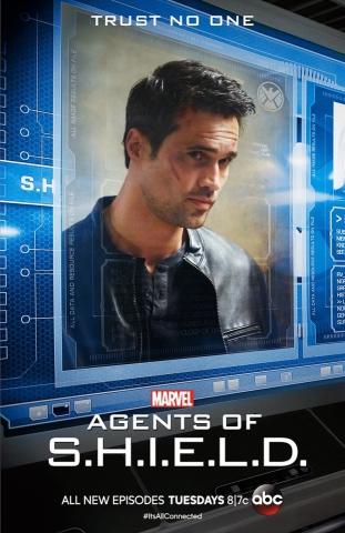 плакат фильма постер Агенты Щ.И.Т.