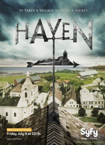 плакат фильма постер Хэйвен