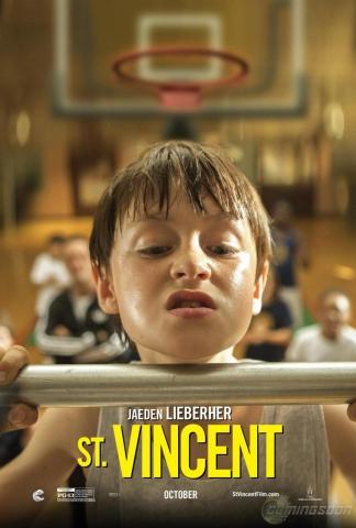 плакат фильма характер-постер Святой Винcент из Ван-Найза*