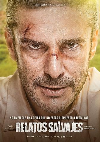 плакат фильма характер-постер Дикие истории