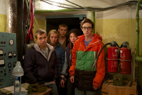 кадр №198268 из сериала Чернобыль: Зона отчуждения