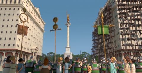 кадр №198493 из фильма Астерикс: Земля Богов