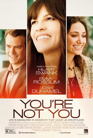 плакат фильма постер Ты — это не ты*