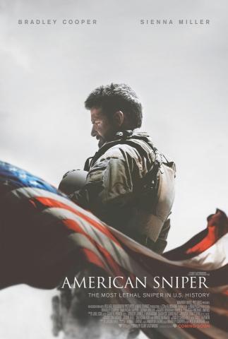 плакат фильма постер Снайпер