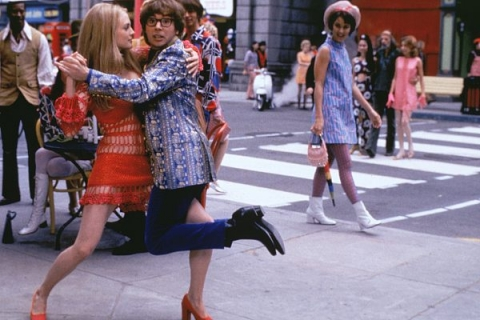 кадр №19862 из фильма Остин Пауэрс: Шпион, который меня соблазнил