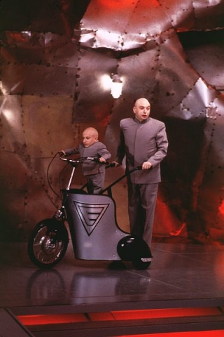 кадр №19863 из фильма Остин Пауэрс: Шпион, который меня соблазнил