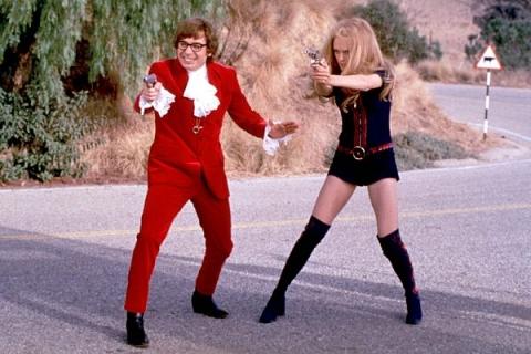 кадр №19870 из фильма Остин Пауэрс: Шпион, который меня соблазнил