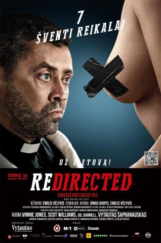 плакат фильма постер Занесло