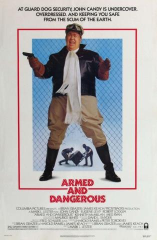 плакат фильма постер Вооружены и опасны