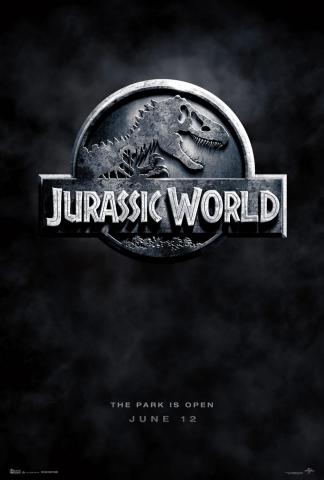 плакат фильма тизер Мир Юрского периода
