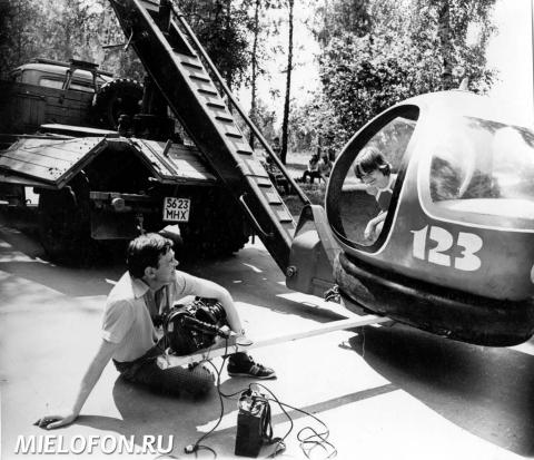 кадр №199103 из сериала Гостья из будущего