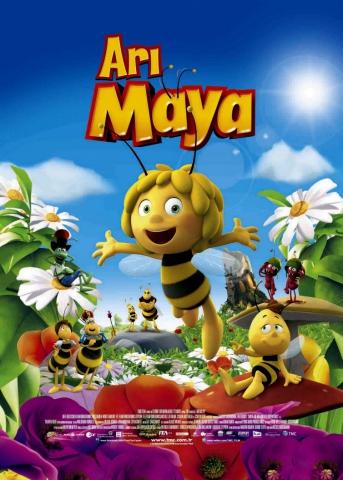 плакат фильма постер Пчелка Майя