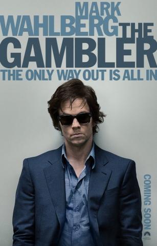 плакат фильма постер Игрок