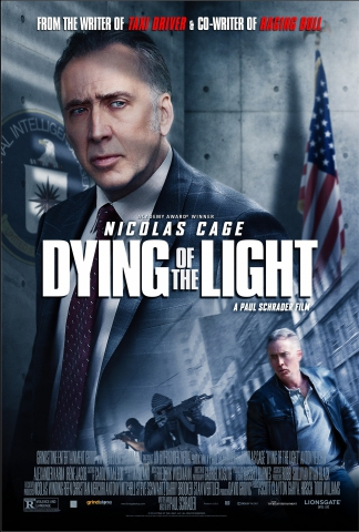 плакат фильма постер Умирающий свет*