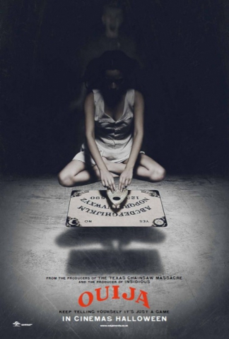 плакат фильма постер Уиджи. Доска дьявола