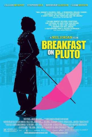плакат фильма постер Завтрак на Плутоне
