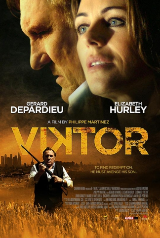 плакат фильма постер Виктор