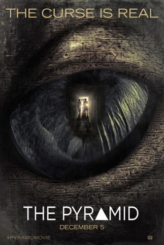 плакат фильма постер Пирамида