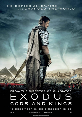 плакат фильма постер Исход: Цари и боги
