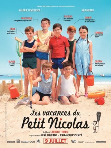 плакат фильма постер Каникулы маленького Николя