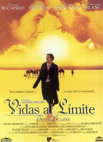плакат фильма постер Полное затмение