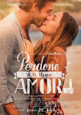плакат фильма постер Прости за любовь