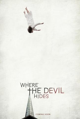 плакат фильма постер Рука Дьявола