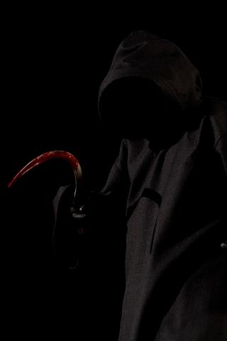 кадры из фильма Рука Дьявола
