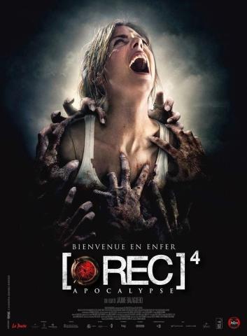плакат фильма постер Репортаж: Апокалипсис