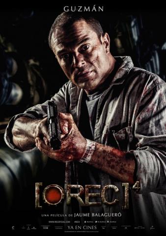 плакат фильма характер-постер Репортаж: Апокалипсис