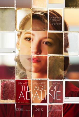 плакат фильма постер Век Адалин