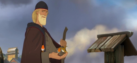 кадры из фильма Сергий Радонежский
