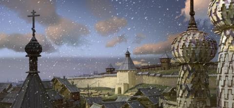 кадр №200240 из фильма Сергий Радонежский