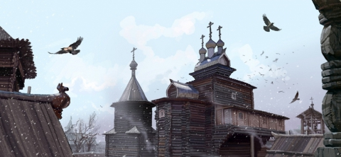 кадр №200241 из фильма Сергий Радонежский