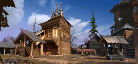 кадр №200246 из фильма Сергий Радонежский
