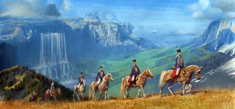 кадр №200255 из фильма Суворовъ