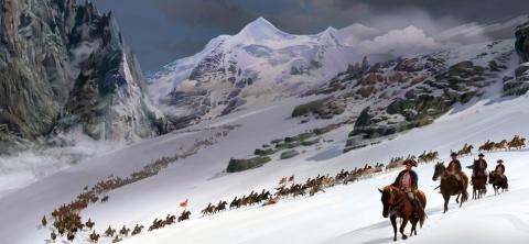 кадр №200258 из фильма Суворовъ