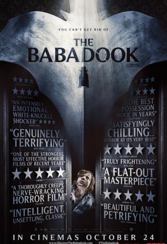 плакат фильма постер Бабадук
