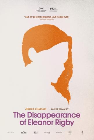 плакат фильма постер Исчезновение Элеанор Ригби