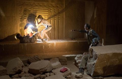 кадр №200869 из фильма Пирамида