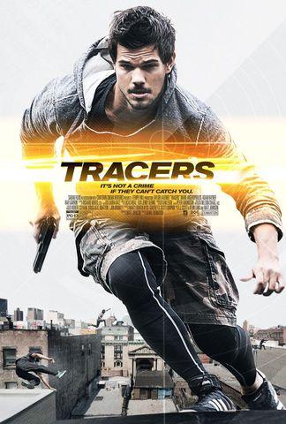 плакат фильма постер Трейсеры