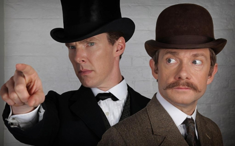 кадр №200876 из сериала Шерлок