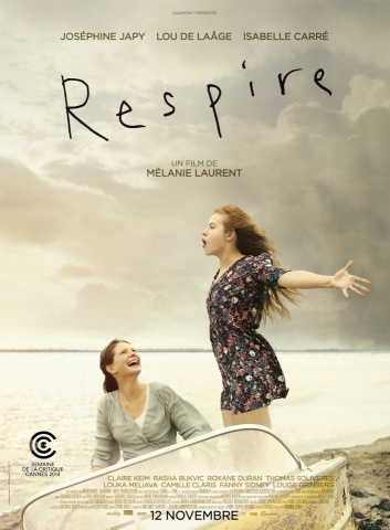 плакат фильма постер Я дышу