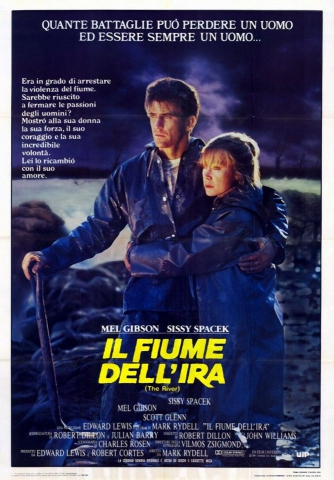 плакат фильма постер Река