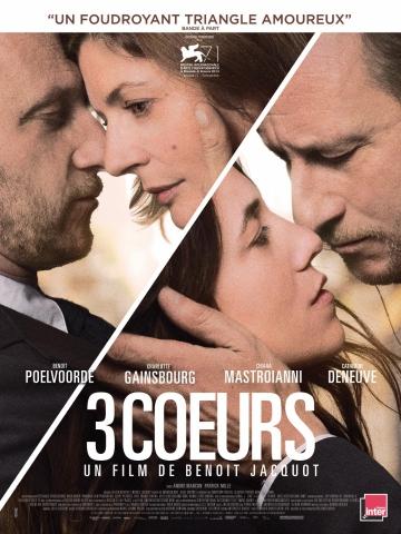 плакат фильма постер 3 сердца
