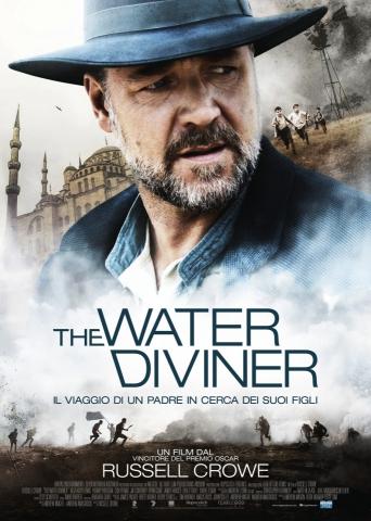 плакат фильма постер Искатель воды