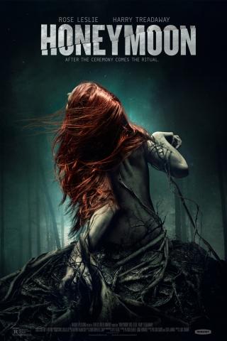 плакат фильма постер Медовый месяц*