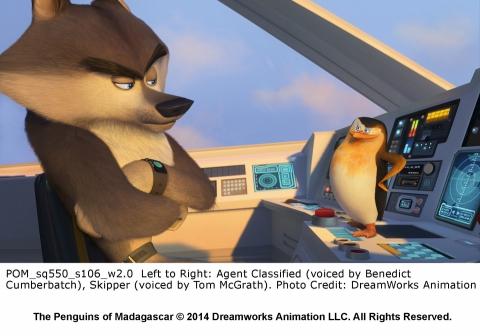 кадр №201447 из фильма Пингвины Мадагаскара