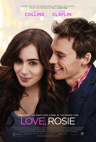 плакат фильма постер С любовью, Рози