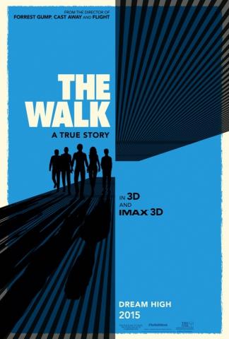 плакат фильма постер Прогулка